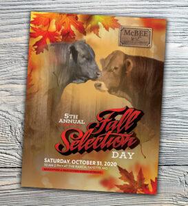 2020 Fall Selection Day Catalog